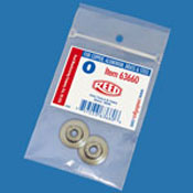 Reed 30-40P Wheel For Plastic ABS; PE; PB; PP (2pc) - 64190