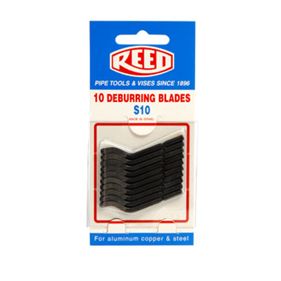 Reed DEB3B Replace Blades (Pack Of 10) 94437