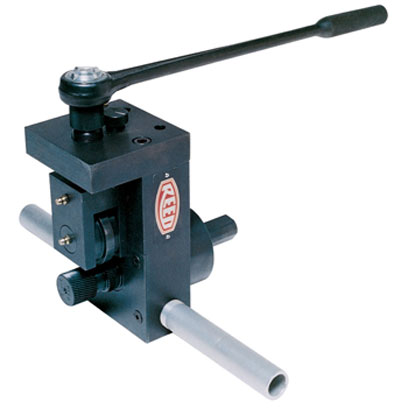 Reed RG6S Portable Roll Groover - Steel, SS, Al 1 - 1/4in - 6in Sch. 5S to 40 RD-08500
