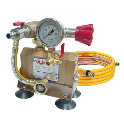 Reed - DHTP500 Drill-Powered Hydrostatic Test Pump 08177