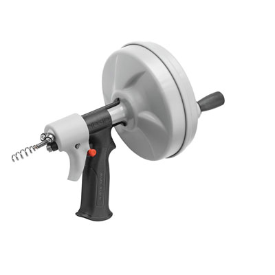 Ridgid 41348 Drain Cleaner Kwik Spin Hand Spinner With