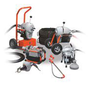 Ridgid Drain & Sink Machines