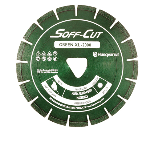 Soff-Cut - PV14S14-2000 - 14in. x .250 Ultra Early Entry Diamond Blade [542756176] PV14S14-2000