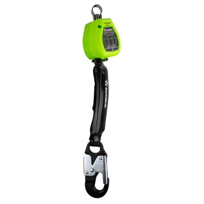 Safewaze FS-EX1006-W 6ft. Web Retractable with Aluminum Snap Hook (Class A) FS-EX1006-W