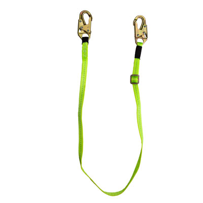 Safewaze FS33310 6ft. Adjustable Web Positioning Lanyard FFS-FS33310