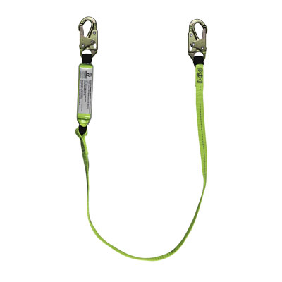 Single Leg Fall Protection Lanyards