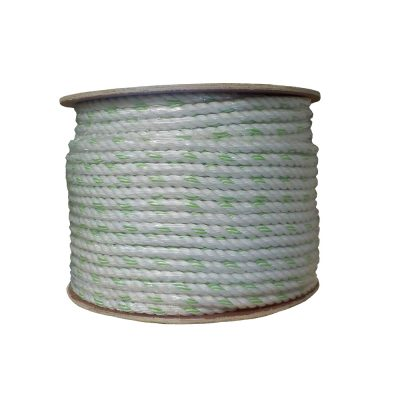 Safewaze FS700-581200 1200ft x 5/8in. Polyester-dacron, 3-Strand Twisted Bulk Rope FS700-581200