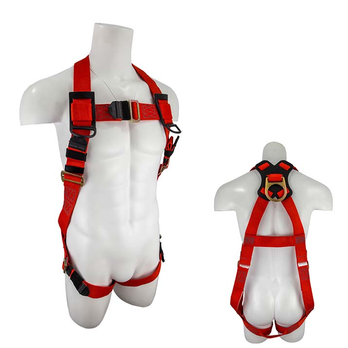 Safewaze FS77425-WE PRO+ Welding Fall Protection Harness with 1 D-Ring - Small/Medium FS77425-WE-S/M