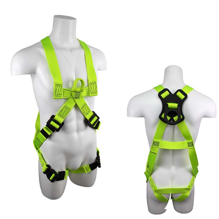 Safewaze SW77125-UT-QC PRO+ Arc-Flash Pullover Fall Protection Harness with 2 D-Rings - Small SW77125-UT-QC-S