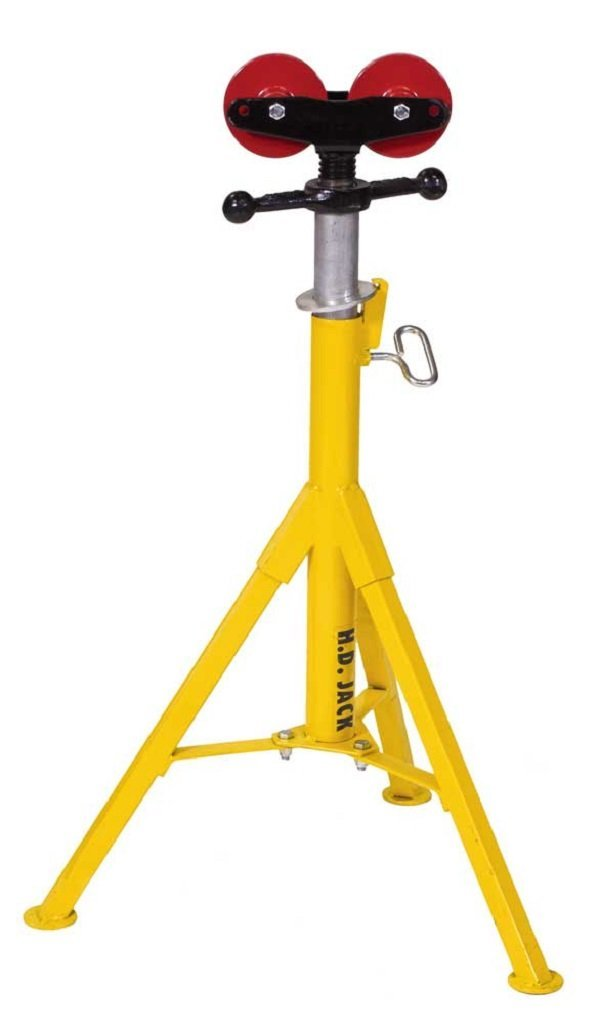 Pipe Jack Stands >> Sumner St 902 Lo Heavy Duty Pipe Jack Stand With Roller Head Jim