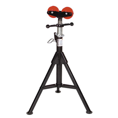 Pipe Jack Stands >> Sumner 781316 St 986 Lo Fold A Pipe Jack Stand With Rubber Wheels