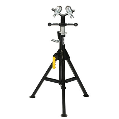 Pipe Jack Stands >> Sumner St 886 Hi Fold A Pipe Jack Stand With Ball Transfer Head
