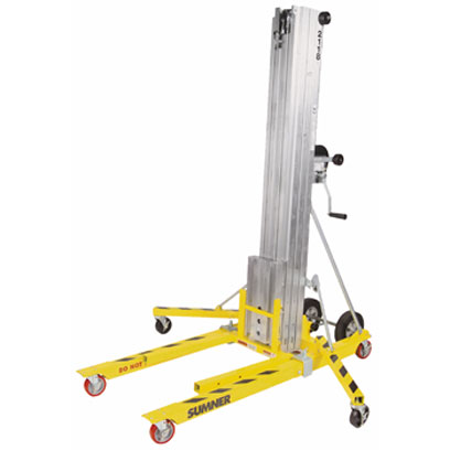 Sumner - 783651 - 2118 Contractor Lift (18ft./650 lbs.) 783651