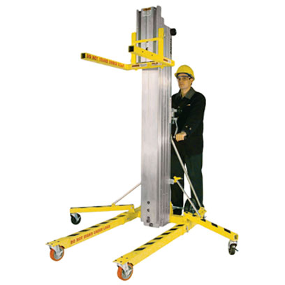 Material and Contractor Lifts