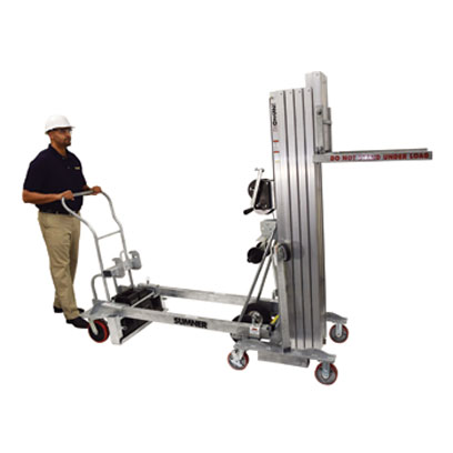 2500 Series Counter Weight Lift