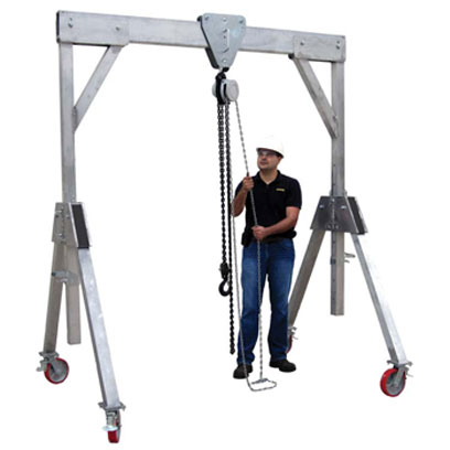 GH3/4T Gantry Lifts - 1650lb Cap.