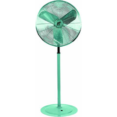 TPI - ACU24-PO - 24in. Fan 1/4 HP Oscillating w/ Pedestal Base (Unassembled) ACU24-PO