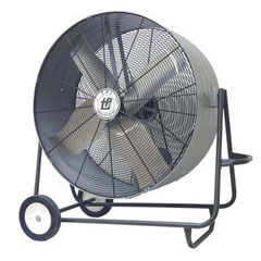 Belt Drive Portable Fan/Blower for Hazardous Locations