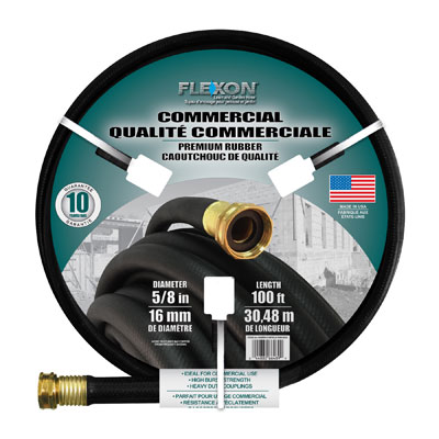 Voltec PH58100 100 Ft. 5/8 In. Commercial Water Hose FXW-PH58100