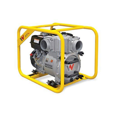 Wacker PTS4V 4in High Flow Trash Water Pump PTS4V
