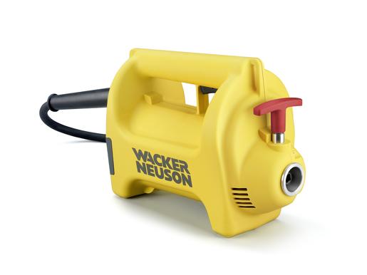 Concrete internal vibrator electric hand tool