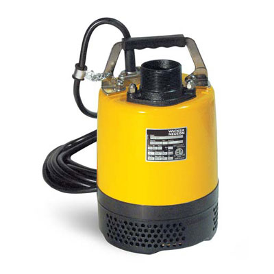 Wacker PS2 500 2in Submersible Water Pump 2/3hp 220v PS2-500
