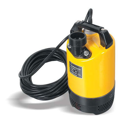 Wacker PS2 800 2in Submersible Water Pump 1hp 110v PS2-800