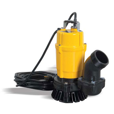 Wacker PST3 750 3in Submersible Trash Water Pump 1hp 110v PST3-750
