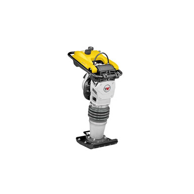 Wacker BS70-2 PLUS 11in 2 Cycle Vibratory Rammer for Soil Compaction with  Oil-injected