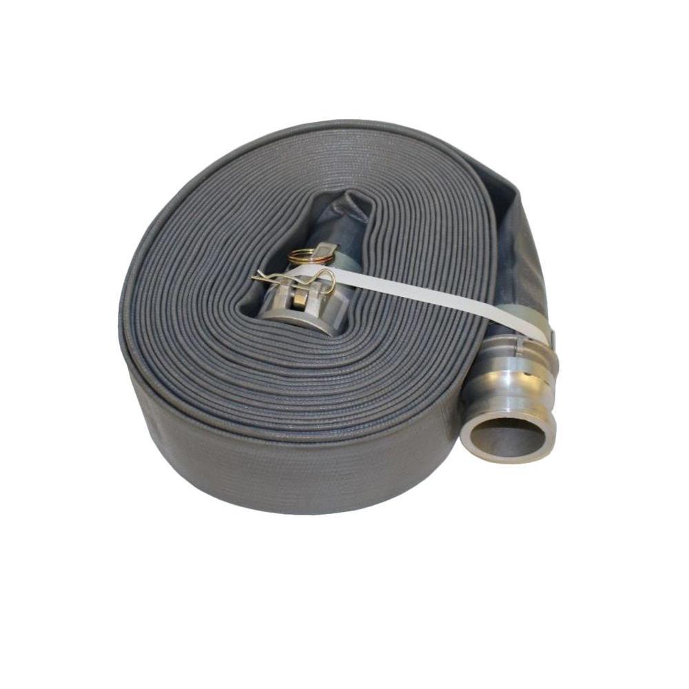 Discharge Hose 5200007847  sc 1 st  Jim u0026 Slims Tool Supply & Wacker 3in. High Flow Water Pump Discharge Hose - Jim u0026 Slims Tool ...