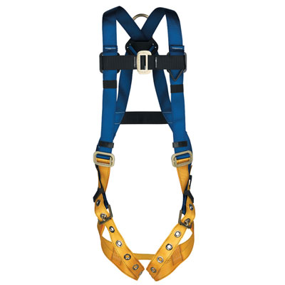 Werner BaseWear H412002 Standard Fall Protection Harness with 1 D-Ring - Universal WER-H412002