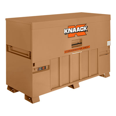 Knaack - Model 91 - STORAGEMASTER Chest w/Ramp - 72in x 30in x 46in 91