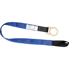 Werner - A211002 2 ft Concrete Pour-in Disposable Anchor Strap (Loop, D-Ring) A211002