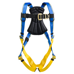 Werner - Blue Armor 1000 H221001 Climbing (2 D Rings) Harness - Small H221001