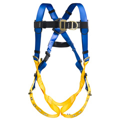 Werner LiteFit H322001 Climbing Fall Protection Harness with 2 D-Rings - Small H322001