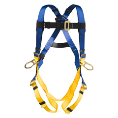 Werner LiteFit H331001 Positioning Fall Protection Harness with 3 D-Rings - Small H331001