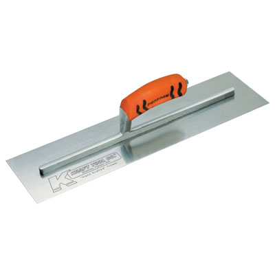 Swedish Stainless Steel Concrete and Plaster Finish Trowels