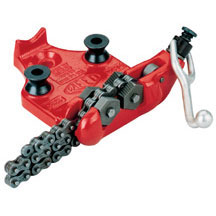 Chain Vises for Pipe