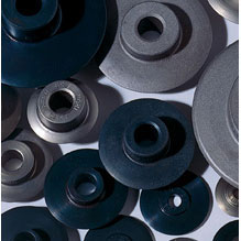 Pipe and Tubing Cutter Wheels