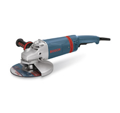 Bosch - 1873-8D No Lock-on 7 inch Large Angle Grinder w/ Guard, 8500 RPM 1873-8D