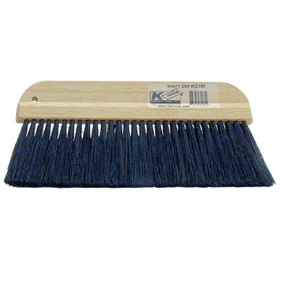 Kraft Cc169 12in Wood Curb Brush For Concrete Finishing