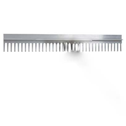 CC960 Kraft Tools - 36in Aluminum Asphalt & Landscape Rake w/7ft Magnesium Handle CC960