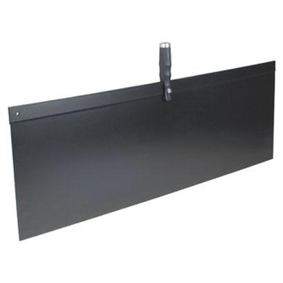 Kraft Dc192 Plastic Drywall Spray Shield With Handle