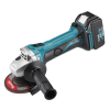 BGA452 Makita 18V LXT Lithium-Ion Cordless Cut-Off/Angle Grinder Kit BGA452