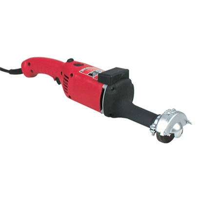 Milwaukee Electric Tool - 5211 3 in. Diameter Straight Grinder, 11 Amp, 14,500 RPM MIP-5211