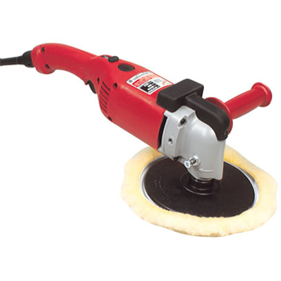 Milwaukee Electric Tool - 5455 7/9 in. Polisher, 1750 RPM 5455