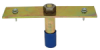 BBRD2550 Simpson Strongtie - Blue Banger Hanger - Roof Deck Insert for 1/4, 3/8, 1/2in Threaded Rod (Box of 50) BBRD2550