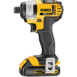 20V MAX Lithium Ion 1/4in Impact Driver Kit (1.5Ah) DCF885C2