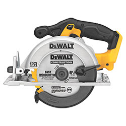 20V MAX 6-1/2in CIRCULAR SAW (Tool Only) DCS391B