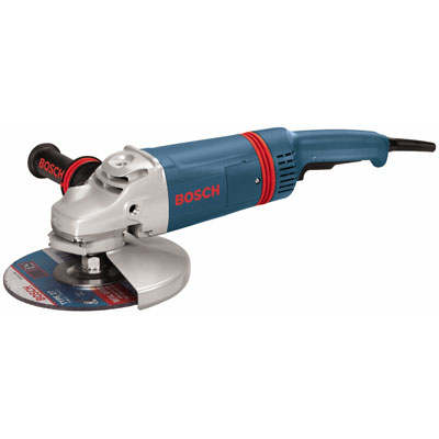 1873-8 Bosch - 7in Large Angle Grinder w/ Guard, 8500 RPM, 18amps 1873-8